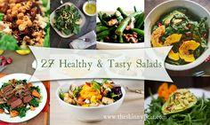 27 Healthy Salads