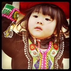 Beautiful Andean baby in Peru <3