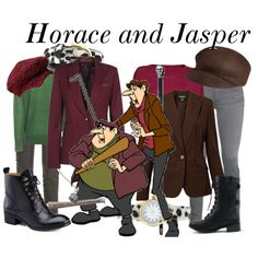 horace and jasper coloring pages - photo#39
