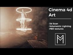 Cinema4d- Creating Art #5 - YouTube Tutorial Sites, 3d Tutorial, Volumetric Lighting, 3d Design, Graphic Design, Motion Graphs, Cinema 4d Tutorial, 3d Max, 3d Animation