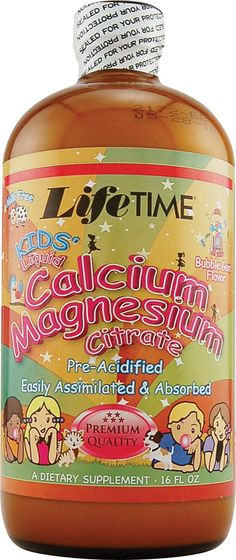 #setandsave. Lifetime Kids' Liquid Calcium Magnesium Citrate Bubble Gum  Love this stuff for my kids!! Keeps them calm and level headed.
