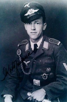 "Uffiz. Karl Julius ""Julio"" Hofmann was an Chilean-born German flying ace in the Luftwaffe during World War II. He served with 1./JG 53 and later with 3./JG 53 in Tunisia. Hofmann was credited with 5 victories during the war, his 3rd & 4th victories were 2 Spitfires in North Africa on 3 December 1942, and his 5th another Spitfire on 2 January 1943. He was captured on 31 January that year, after bailing out safely during an aerial combat with a Spitfire."