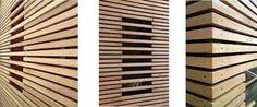 horizontal timber cladding - Google Search