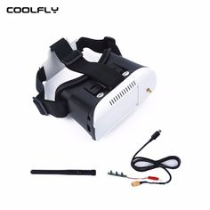 3D Goggles Video Viewer Handset Virtual Reality  LCD  For RC Quadcopter