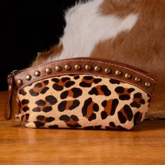 Leopard Accessory Case by American West