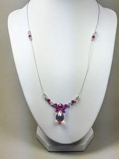 Pretty Swarovski necklace