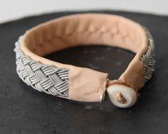 Maria Rudman:BC23 bracelet(natur)- CUL DE PARIS
