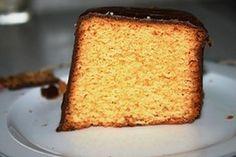 Torta Básica de Vainilla