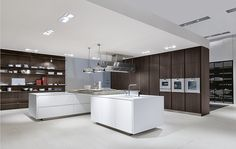 My fav - Varenna Kitchens by Poliform.