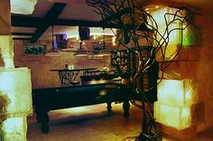 Цокольный этаж коттеджа -как зона отдыха