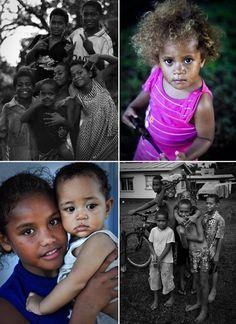 Taveuni Island, Fiji. If I was ever going to adopt, I'd adopt a Fijian baby! Sooo adorable!!