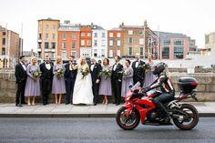 Coming through! Dublin City, Civil Ceremony, Wedding Photography, Weddings, Instagram, Registry Office Wedding, Wedding Photos, Wedding Pictures, Bridal Photography