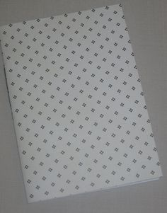 Dots Notebook by inkmeetspaperdesign on Etsy, $10.00