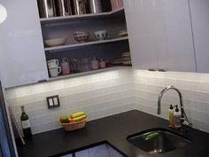 one bed kitchen