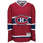 Reebok Montreal Canadiens Premier Home Jersey (Blank or Customized) - Shop.Canada.NHL.com