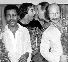 Wayne Shorter, Peter Erskine, Jaco Pastorius and Joe Zawinul. Weather Report Band, Musica Mantra, Peter Erskine, Jaco Pastorius, Wayne Shorter, All About Jazz, Uk Music, Jazz Band, Miles Davis