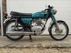 Honda 125 CB K5 1974 | Valmy Machines