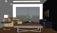 Projeto  -Sala de Estar