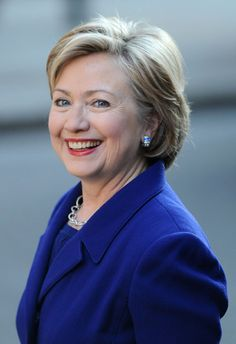 Hillary Clinton- Despite what anyone's political views may be, there's no doubt that she is one of the most intelligent and inspiring women of our time. She gets it done and takes sh*t from no one.