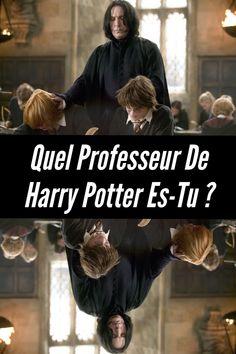 Quel Professeur De Harry Potter Es-Tu ?