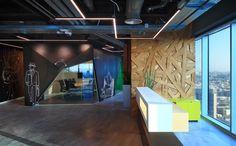 Autodesk office by Setter Architects, Tel-Aviv – Israel » Retail Design Blog