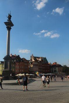 #Pueblo #Viejo #Varsovia. Entra a Deregrino.com para mas sobre nuestros relatos desde Varsovia. #Polonia