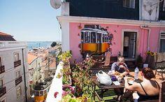 10 ulubionych hosteli w Lizbonie