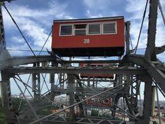 Das Riesenrad im Prater, Wien Austria, Heart Of Europe, In The Heart, Vienna, Ferris Wheel, Tour Operator, City, Destinations, Viajes