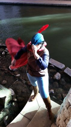 King's Quest Cosplay: King Graham Adventure Games, Graham, Action, Cosplay, King, Embroidery, Clothing, Outfits, Group Action