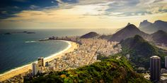 Copacabana rarely and in other is a bairro located in the South Zone of the city of Rio de Janeiro Brazil. Strand Wallpaper, Beach Wallpaper, Hd Wallpaper, Copacabana Beach, Largest Countries, Countries Of The World, Brazil Beaches, Top Destinations, Wanderlust