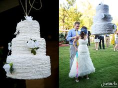 Wedding Pinata To Break On First Anniversary Instead Of Eating Cake