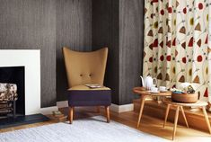 Sanderson - Traditional to contemporary, high quality designer fabrics and wallpapers | 50s Fabrics - combines original 1950's designs from the Sanderson archive with designs from contemporary artists who have taken great inspiration from this era | British/UK Fabrics