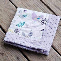 Hey, I found this really awesome Etsy listing at https://www.etsy.com/listing/71739113/you-design-it-minky-baby-blanket-several