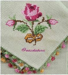 The most beautiful cross-stitch pattern - Knitting, Crochet Love Cross Stitch Letters, Mini Cross Stitch, Cross Stitch Heart, Cross Stitch Cards, Cross Stitch Borders, Cross Stitch Samplers, Cross Stitch Flowers, Modern Cross Stitch, Cross Stitch Designs
