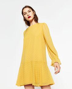 Image 3 of PLUMETIS DRESS from Zara