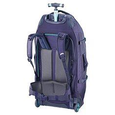 Kathmandu Hybrid 70L Backpack Harness Wheeled Luggage Trolley v3 - 70LTR