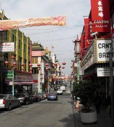 Chinatown - SF