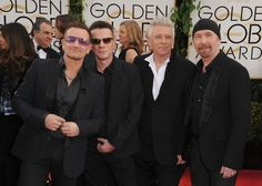 Official U2 website confirms new song 'Invisible' for RED campaign