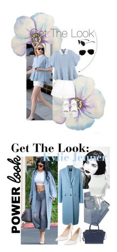 """Get The Look"" by sadia1998 ❤ liked on Polyvore featuring Marni, Calvin Klein, Opening Ceremony, Mix Nouveau, MSGM, Jimmy Choo, WithChic and Michael Kors"
