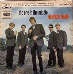 The One in the Middle E.P. (1965) - Manfred Mann