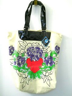 Handbags for Women Poppy Flowers Leaf Embroidery Tote Shoulder Bag Satchel for Ladies Girls