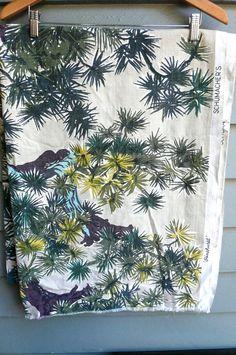 vintage Schumacher fabric