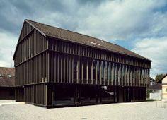 subtilitas:  BDE Architekten - Parish House, Wiesendangen, 2007.