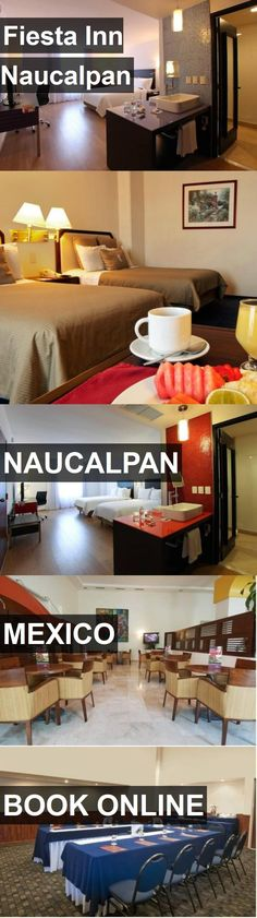 Hotel Fiesta Inn Naucalpan in Naucalpan, Mexico. For more information, photos, reviews and best prices please follow the link. #Mexico #Naucalpan #travel #vacation #hotel