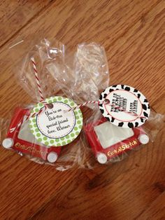 Toy Story Favors