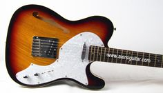 hot sale  thinline telecaster electric guitar (2)