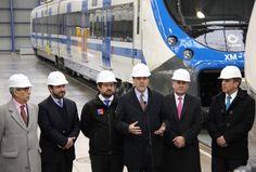 CRÓNICA FERROVIARIA: Chile: Ministro de Transporte y Telecomunicaciones...