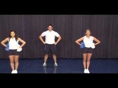 Get That Ball Back - YouTube One Song Workouts, Cheer Workouts, Workout Songs, Morning Workouts, Cheer Coaches, Cheer Mom, Cheer Stuff, Varsity Cheer, Football Cheer