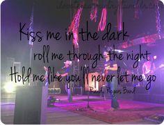 Kiss Me in the Dark - Randy Rogers Band
