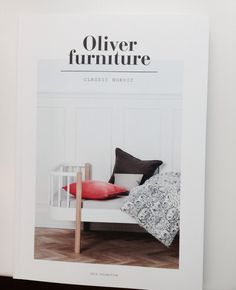 New catalogues Oliver Furniture